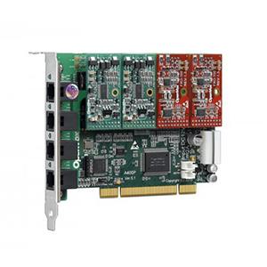 کارت شبکه اوپن وکس OpenVox A400P04