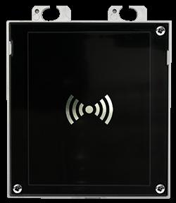 کارت خوان ۲N Helios IP Verso RFID 13 MHz با قابلیت پشتیبانی از NFC