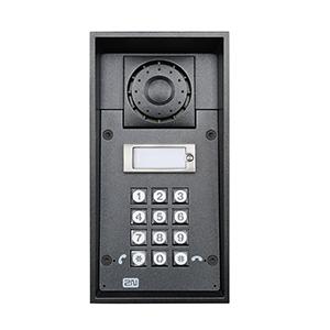 درب باز کن ۲N Helios IP Force – ۱ butt. & keypad & 10 W loudsp