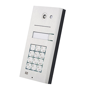 درب باز کن ۲N Helios IP Vario 1 button & keypad & camera