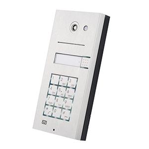 درب باز کن ۲N Helios IP Vario 1 button & keypad & camera