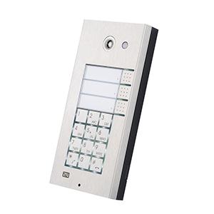 درب باز کن ۲N Helios IP Vario 3 buttons & keypad & camera