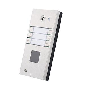 درب باز کن ۲N Helios IP Vario 3×۲ buttons & camera