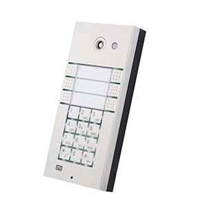 درب باز کن ۲N Helios IP Vario – ۳×۲ buttons & keypad & camera