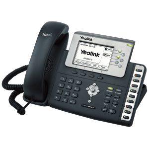 گوشی شبکه یلینک Yealink SIP-T28P