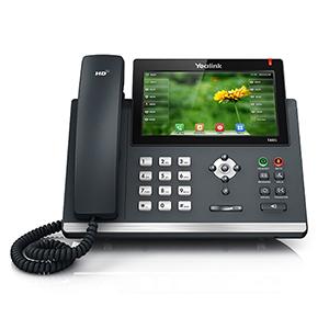 گوشی شبکه یلینک Yealink SIP-T48G