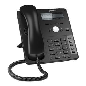 گوشی شبکه اسنام Snom D715