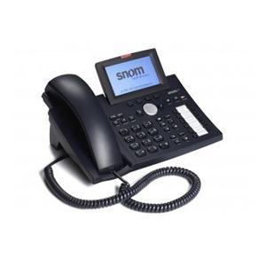 گوشی شبکه اسنام Snom 370