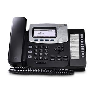 تلفن شبکه دیجیوم Digium D50 IP Phone