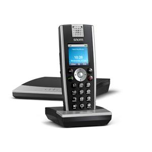 گوشی شبکه اسنام Snom m9 DECT