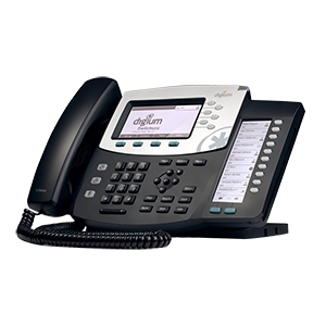 تلفن شبکه دیجیوم Digium D70 IP Phone
