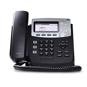 تلفن شبکه دیجیوم Digium D40 IP Phone