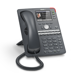 گوشی شبکه اسنام Snom 760
