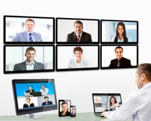 تلفن ویدئو کنفرانس PeopleLink HDVC