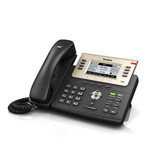 گوشی شبکه یلینک Yealink SIP-T27P
