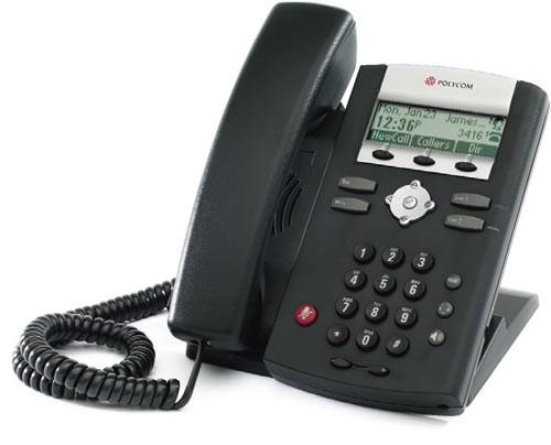 تلفن VoIP پلیکام Polycom SoundPoint IP320