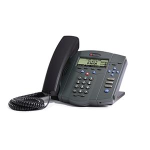 گوشی شبکه پلیکام Polycom SoundPoint IP 430