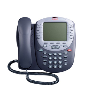 گوشی شبکه آوایا مدل Avaya 5621sw