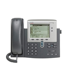 گوشی شبکه سیسکو Cisco 7942G IP Phone