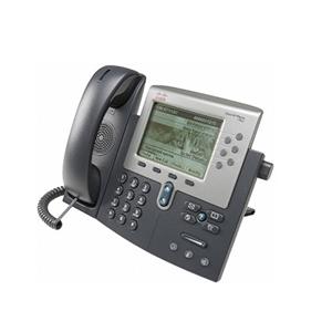 گوشی شبکه سیسکو Cisco 7962G IP Phone