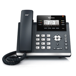 گوشی شبکه یلینک Yealink T42G IP Phone