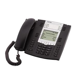 گوشی شبکه آسترا Aastra 6755i IP Phone