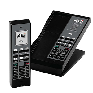 تلفن بی سیم AEI AGR-8106-SPC Analog Cordless Phone
