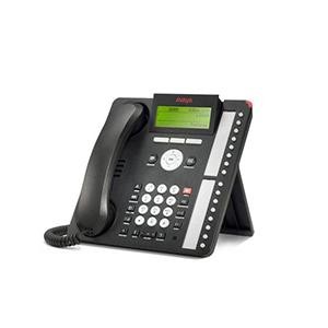 گوشی شبکه آوایا Avaya 1616 IP Phone