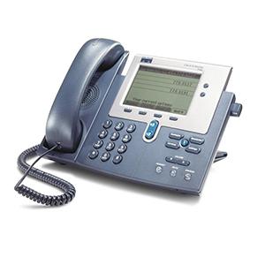 گوشی شبکه سیسکو  Cisco 7940G IP PHONE used