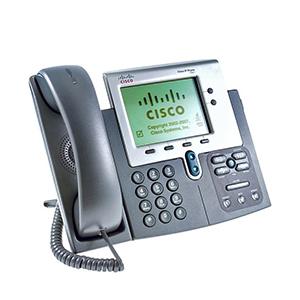 گوشی شبکه سیسکو Cisco 7941G IP PHONE