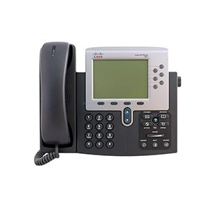 گوشی شبکه سیسکو Cisco 7961G IP Phone
