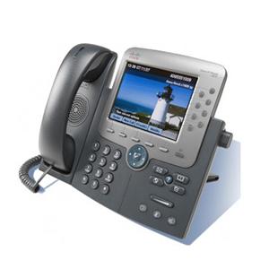 گوشی شبکه سیسکو Cisco 7975G IP PHONE
