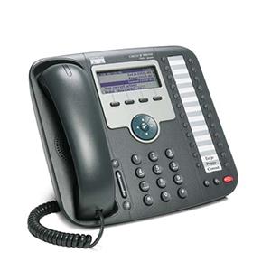 گوشی شبکه سیسکو Cisco 7931G IP PHONE