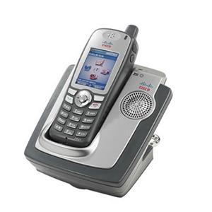 تلفن بی سیم سیسکو Cisco Unified Wireless IP Phone 7921G