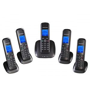 تلفن بی سیم گرند استریم Grandstream IP Phone DP715