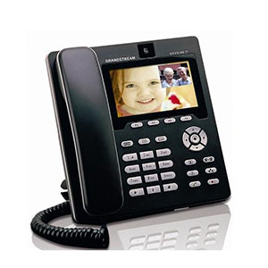 تلفن تصویری گرنداستریم Grandstream GXV3140 Video IP Phone