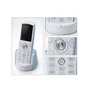 گوشی شبکه کلیپکام  Clipcomm KWP100 Wireless IP Phone