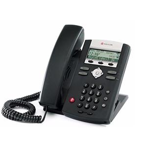 گوشی شبکه پلیکام Polycom SoundPoint IP 330