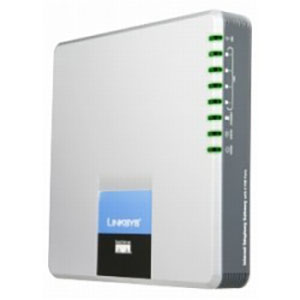 گیت وی لینکسیس Linksys SPA-400 EU Gateway
