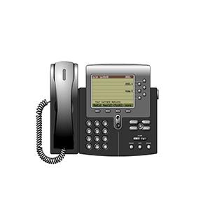 گوشی شبکه سیسکو Cisco 7960G IP PHONE used
