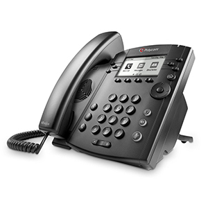 گوشی شبکه پلیکام Polycom VVX 310