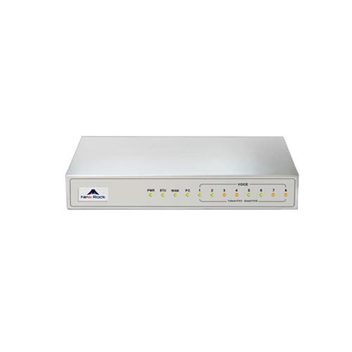 گیت وی نیوراک NewRock MX8G-8FXS Gateway