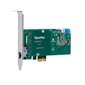 کارت شبکه دیجیتال اپن وکس OpenVox D130E