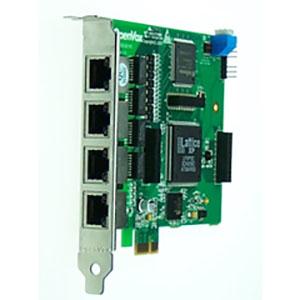 کارت شبکه دیجیتال اپن وکس OpenVox D410E