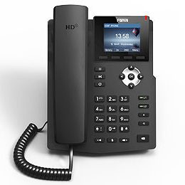 گوشی شبکه فن ویل Fanvil X3S