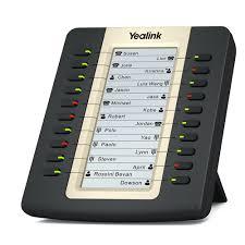 گوشی شبکه یلینک Yealink EXP20 Expansion Module