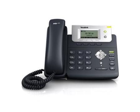 گوشی شبکه یلینک Yealink T21p e2 IP Phone