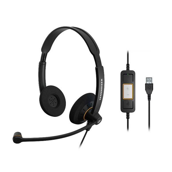 هدست Sennheiser Headset SC 60 USB ML
