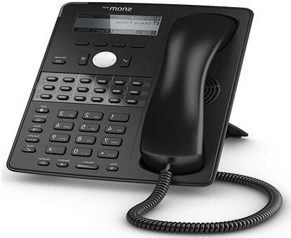 گوشی آی پی فون اسنوم D725