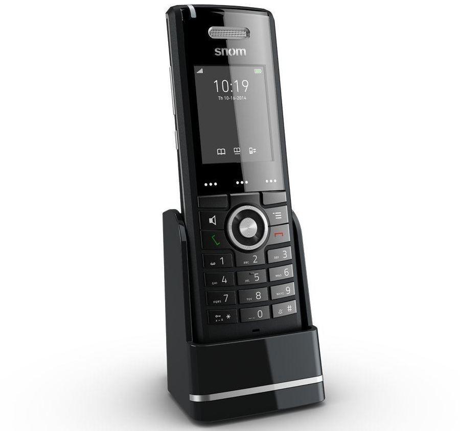 گوشی آی پی فون بیسیم اسنوم M65